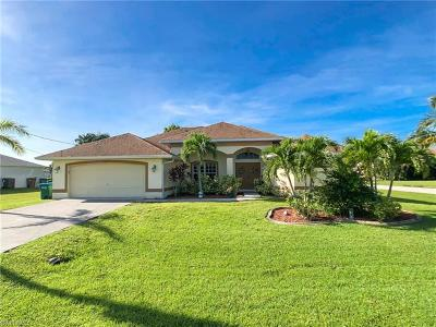 Cape Coral Single Family Home For Sale: 2608 Miracle Pky