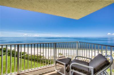 Fort Myers Beach Condo/Townhouse For Sale: 7300 Estero Blvd #PH5