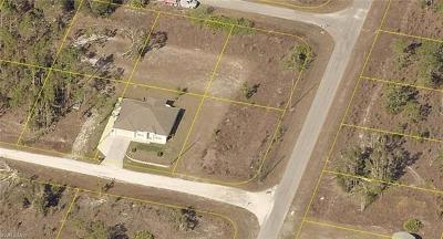 Lee County Residential Lots & Land For Sale: 959 Hunter St E