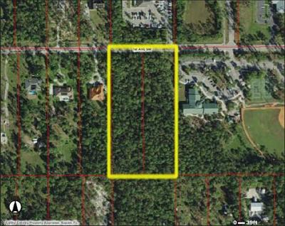 Collier County, Lee County, Hendry County, Charlotte County, Desoto County, Glades County, Sarasota County, Manatee County Residential Lots & Land For Sale: 1st Avenue, SW Ave