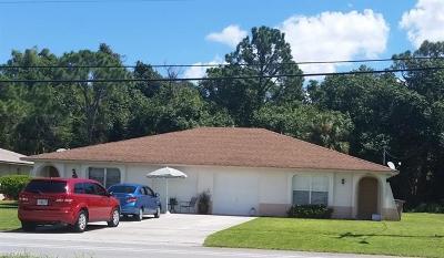 Cape Coral Multi Family Home For Sale: 1015-1017 SE 24th Ave