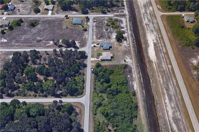 Lee County Residential Lots & Land For Sale: 4304 Loraine Ave S