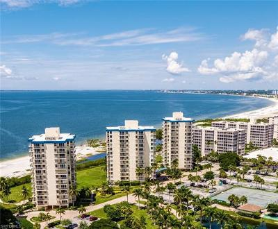 Fort Myers Beach Condo/Townhouse For Sale: 7360 Estero Blvd #702