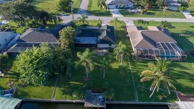 Cape Coral, Matlacha, North Fort Myers Single Family Home For Sale: 125 SE 32nd St
