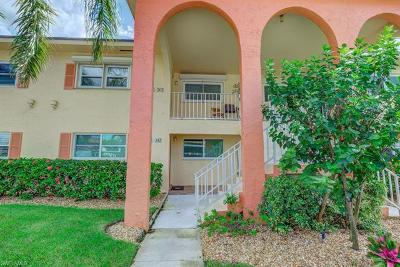 Naples Condo/Townhouse For Sale: 354 Charlemagne Blvd #E202