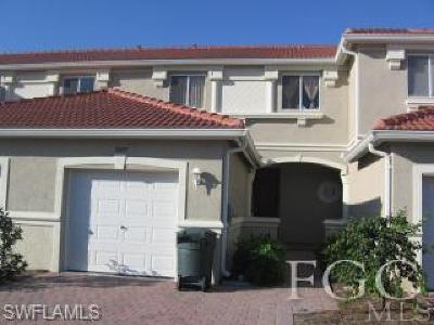 Fort Myers Condo/Townhouse For Sale: 9977 Chiana Cir