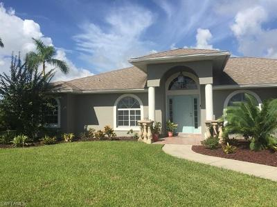 Cape Coral FL Single Family Home For Sale: $392,990
