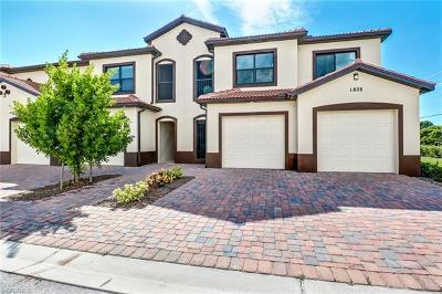 Cape Coral Condo/Townhouse For Sale: 1808 William Reggie Rd #122