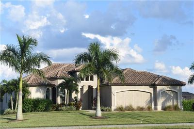 Cape Coral Single Family Home For Sale: 2549 Chiquita Blvd S