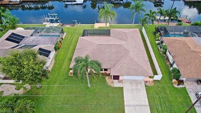 Cape Coral Single Family Home For Sale: 3309 SE 4th Pl