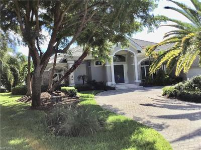 Naples Single Family Home For Sale: 211 Audubon Blvd