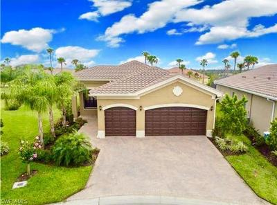 Fort Myers Single Family Home For Sale: 10271 Smokebush Ct