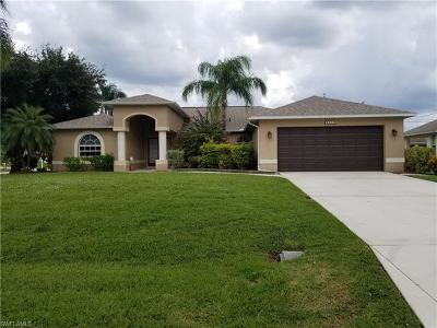 Cape Coral FL Single Family Home For Sale: $354,900