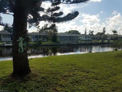 Cape Coral Condo/Townhouse For Sale: 4901 Victoria Dr #108