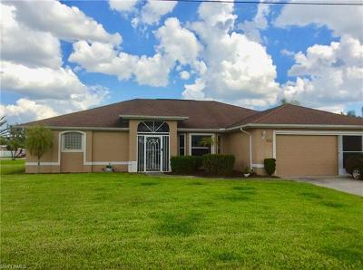 Lehigh Acres FL Single Family Home For Sale: $209,900