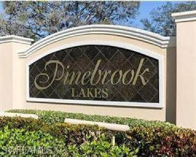 Fort Myers Condo/Townhouse For Sale: 114 Pinebrook Dr