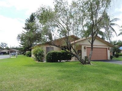 Fort Myers FL Single Family Home For Sale: $159,000