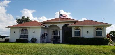 Cape Coral Single Family Home For Sale: 108 NW 15th St