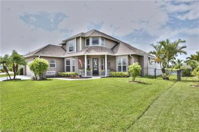 Cape Coral Single Family Home For Sale: 2718 NW 42nd Pl