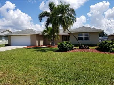 Cape Coral Single Family Home For Sale: 3409 SE 19th Ave