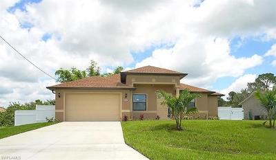 Lehigh Acres Single Family Home For Sale: 2617 27th St W