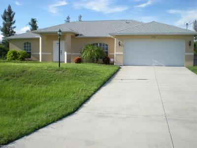 Cape Coral Single Family Home For Sale: 1907 SW 2nd Ter