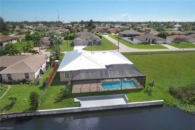 Cape Coral Single Family Home For Sale: 2127 SW 28th Ter
