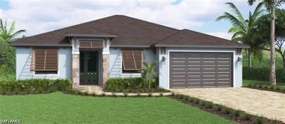 Cape Coral Single Family Home For Sale: 1135 NW 27th Pl