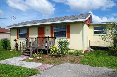Lehigh Acres Single Family Home For Sale: 3700 26th St SW