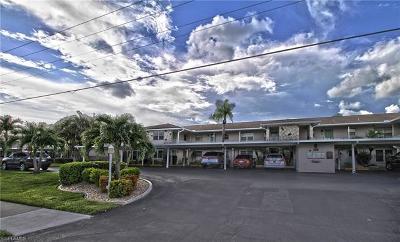 Cape Coral Condo/Townhouse For Sale: 1627 Beach Pky #205