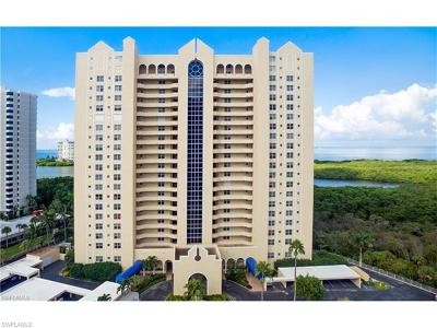 Bonita Springs, Cape Coral, Estero, Fort Myers, Fort Myers Beach, Lehigh Acres, Marco Island, Naples, Sanibel, Captiva Condo/Townhouse For Sale: 5550 Heron Point Dr #1203