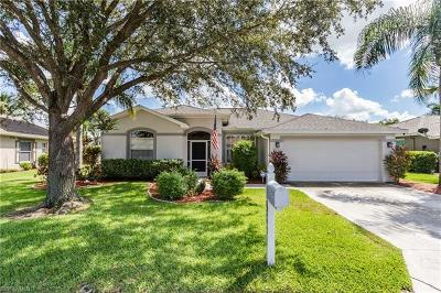 Single Family Home For Sale: 8893 Cypress Preserve Pl