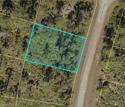 Fort Myers Residential Lots & Land For Sale: 1252 Burlwood Ave