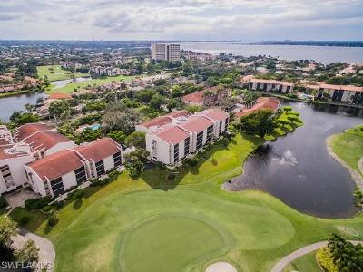 Fort Myers Condo/Townhouse For Sale: 4612 Flagship Dr #201