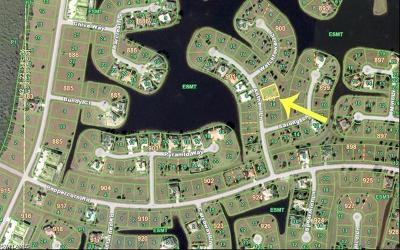 Punta Gorda FL Residential Lots & Land For Sale: $39,900