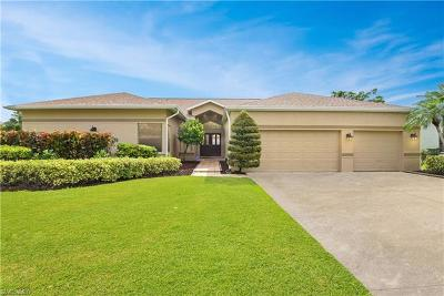 Fort Myers Single Family Home For Sale: 14557 Aeries Way Dr
