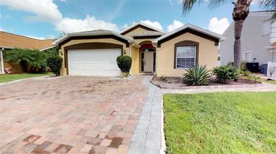 Fort Myers Single Family Home For Sale: 13245 Hampton Park Ct