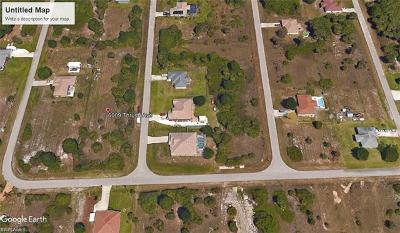 Fort Myers Residential Lots & Land For Sale: 6009 Thrush Ave
