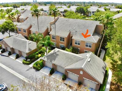 Fort Myers Condo/Townhouse For Sale: 14551 Daffodil Dr #1808