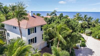 Captiva Beach Single Family Home For Sale: 11549 Wightman Ln