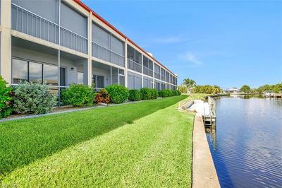 Cape Coral Condo/Townhouse For Sale: 4541 SE 5th Pl #106