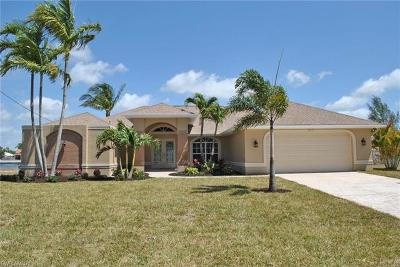 Cape Coral Single Family Home For Sale: 2815 NW 43rd Pl