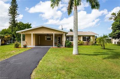 Cape Coral Single Family Home For Sale: 318 NE 11th Pl