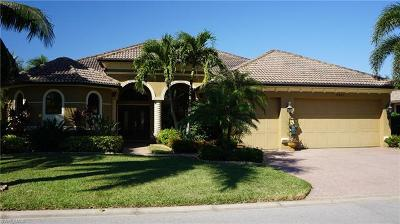 Fort Myers Single Family Home For Sale: 9323 River Otter Dr