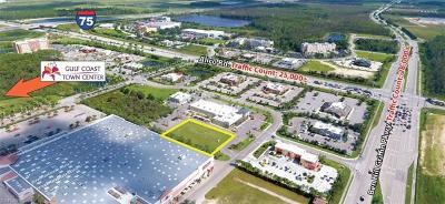 Fort Myers Commercial Lots & Land For Sale: 10061 University Plaza Dr