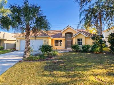 Fort Myers Single Family Home For Sale: 11435 Waterford Village Dr