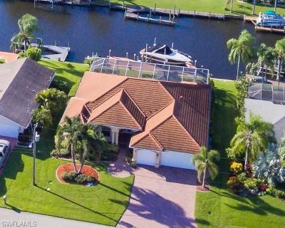 Cape Coral Single Family Home For Sale: 112 SE 37th St