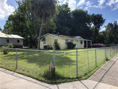 Fort Myers Single Family Home For Sale: 2157 Cranford Ave