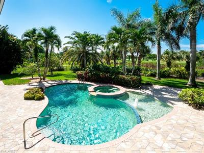 Sanibel Single Family Home For Sale: 1345 Eagle Run Dr