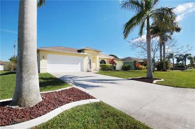 Cape Coral Single Family Home For Sale: 4603 SW 7th Ave